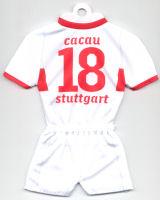 Cacau - VfB Stuttgart - Home 2011-2012 - Thanks to TOPteams