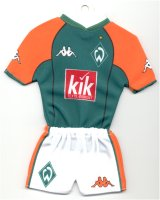 SV Werder Bremen - Home - 2004-2005 - Thanks to TOPteams