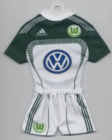 VfL Wolfsburg - Home 2010-2011 - Thanks to TOPteams