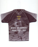 Alemannia Aachen - Cup Final 2004 - Sponsored by Metzen Athletic