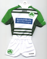 Greuther Fürth - Home 2007-2008 - Thanks to TOPteams