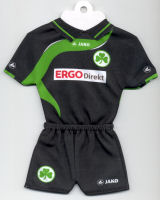 SpVgg Greuther Fürth - Home 2010-2011 - Thanks to TOPteams