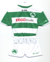Greuther Fürth - Home 2011-2012 - Sponsored by TOPteams