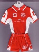1. FSV Mainz 05 - Home 2003-2004 - Thanks to TOPteams
