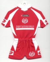 1. FSV Mainz 05 - Home 2005-2006 - Thanks to TOPteams