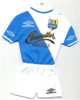 Chemnitzer FC - Home 2004-2005 - Thanks to TOPteams