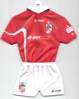 Rot-Weiss Essen - Home 2011-2012 - thanks to TOPteams - Das Original Mini-Kit
