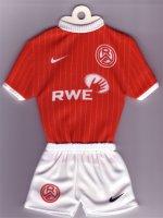 Rot-Weiss Essen - Home 2003-2004 - thanks to TOPteams - Das Original Mini-Kit