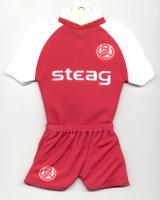 Rot-Weiss Essen - Home 2005-2006 - thanks to TOPteams - Das Original Mini-Kit