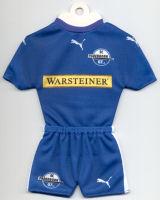 SC Paderborn 07 - Sponsored by TOPTeams