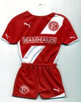 Fortuna Düsseldorf - Home - 2011-2012 - Sponsored by TOPTeams