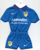 Carl Zeiss Jena - Away 2006-2007 - Thanks to TOPTeams