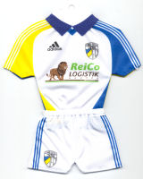 Carl Zeiss Jena - Home 2010-2011 - Thanks to TOPteams