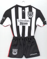 SSV Ulm 1846 - Home - 2007-2008 - Thanks to TOPteams