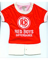 Red Boys Differdange - Home approx. 1975