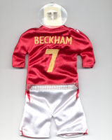 England - #7 - David Beckham - Issued by McDonald's