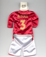 England - #3 - Ashley Cole - Issued by McDonald's