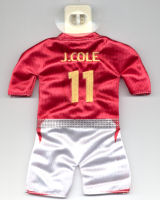 England - #11 - Joe Cole - Issued by McDonald's (#11 during Euro 2004 was actually Frank Lampard)