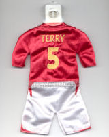 England - #5 - John Terry - Issued by McDonald's