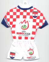 Croatia Republic - Euro 2008 - Thanks to TOPteams