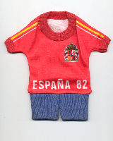 Spain - World Cup 1982