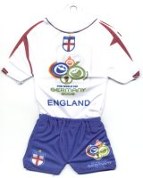 England - World Cup 2006 - Thanks to TOPteams