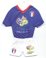 France - World Cup 2006 - Thanks to TOPteams