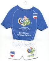 Serbia & Montenegro - World Cup 2006 - Thanks to TOPteams