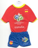 Spain - World Cup 2006 - Thanks to TOPteams