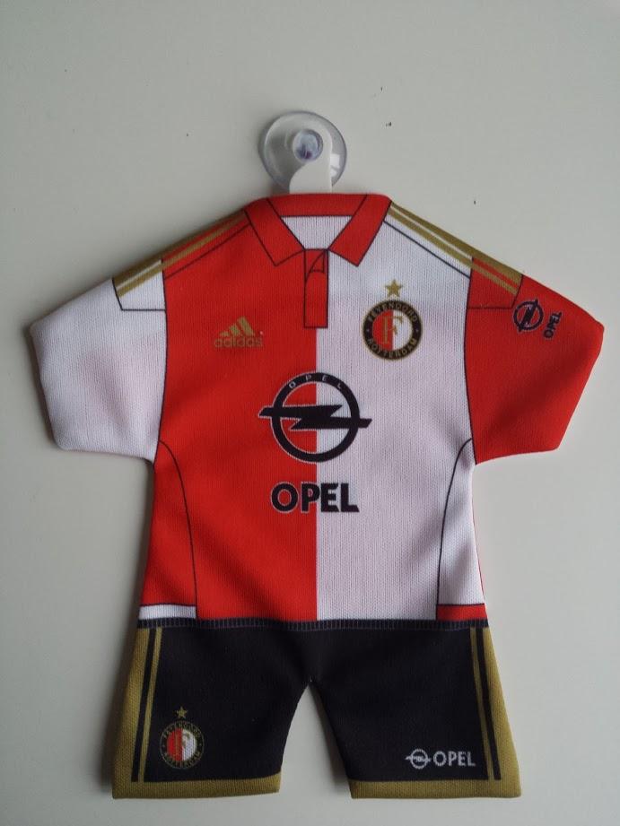 Feyenoord Rotterdam - Home - 2015-2016