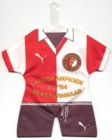 Feyenoord kampioen en bekerwinnaar 1984
