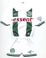 FC Groningen - Home 2012-2013 - Thanks to TOPteams