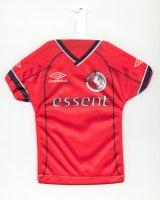 FC Twente - Home 2001-2002 - Thanks to FC Twente