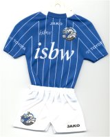 FC Den Bosch - Home 2004-2005 - Sponsored by TOPTeams