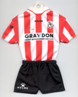 Sparta - Home 2006-2007 - Thanks to TOPTeams