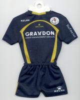 Sparta - Away 2007-2008 - Thanks to TOPTeams