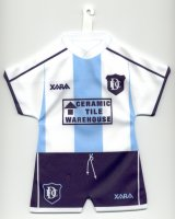 Dundee FC - Away 2002-2003 - courtesy of Dundee FC