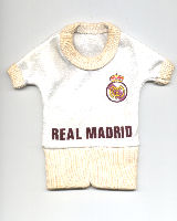 Real Madrid - Home - approx. 1982