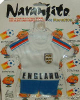 England - World Cup 1982