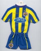 Fenerbahçe Spor Kulübü - Home - 2003-2004 - Thanks to TOPteams - Das Original Mini-Kit