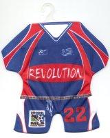New England Revolution - #22 Lalas