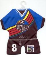 Kansas City Wizards - #8 Preki